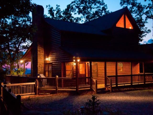 Blue Ridge Cabins | Ellijay Cabins - Rentals in North Georgia