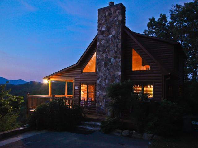 Majestic Bliss, A Blue Ridge GA Rental Cabin