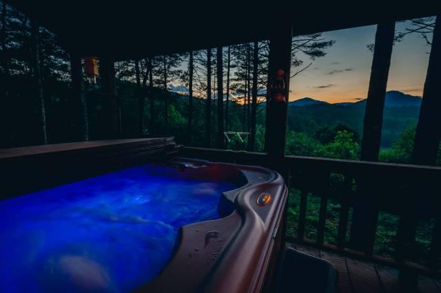 A Jolley Good Time, A Blue Ridge GA Rental Cabin