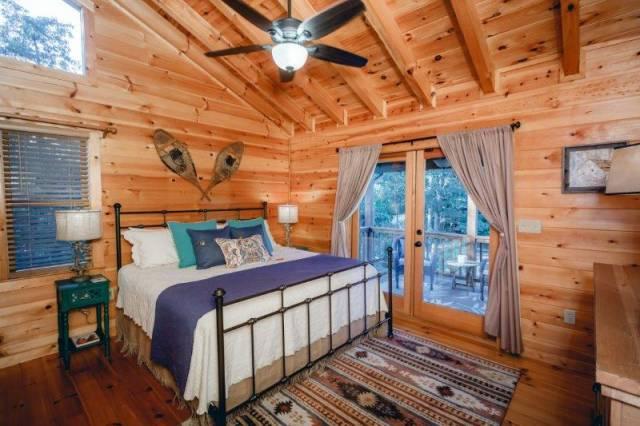 Misty Mountain Sunrise A Blue Ridge Ga Rental Cabin