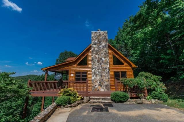 Majestic Bliss A Blue Ridge Ga Rental Cabin