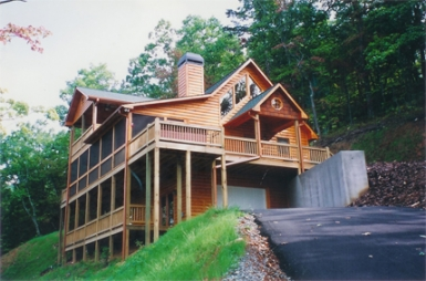 Altitude Adjustment A Blue Ridge Ga Rental Cabin